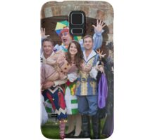 The cast of Sleeping Beauty Samsung Galaxy Case/Skin