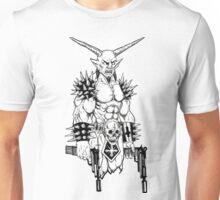 Goatlord Hitlist White Unisex T-Shirt