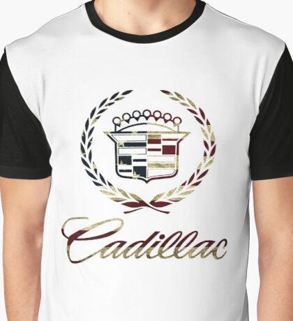 Cadillac Graphic T-Shirt