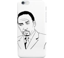 Stephen is Disgusted iPhone Case/Skin