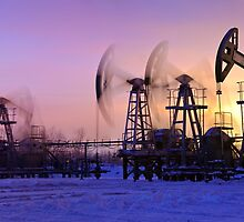 oil pumps  by bashta
