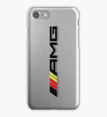 AMG Germany flag iPhone Case/Skin