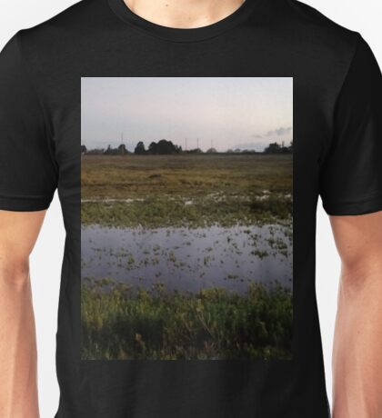 Swamp in Oil Unisex T-Shirt