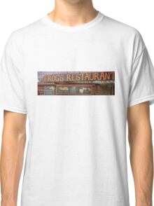 Frogs Restaurant Classic T-Shirt