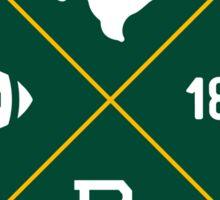 Baylor University - Style 12 Sticker