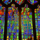 Technicolour Stained Glass by himmstudios