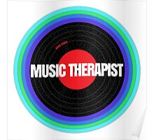 MUSIC THERAPIST  Poster