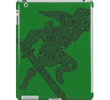 A Hylian Hero iPad Case/Skin