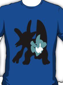 Mudkip - Marshtomp - Swampert T-Shirt