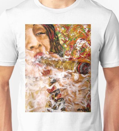 Puffing with Passion. Unisex T-Shirt