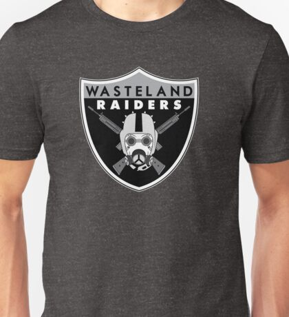 Wasteland Raiders Unisex T-Shirt