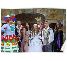 The cast of Sleeping Beauty Poster