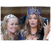 Pop Idol Sonia and Zoe Birkett in Sleeping Beauty Poster