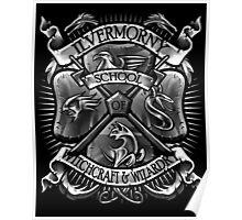 Fantastic Crest Poster