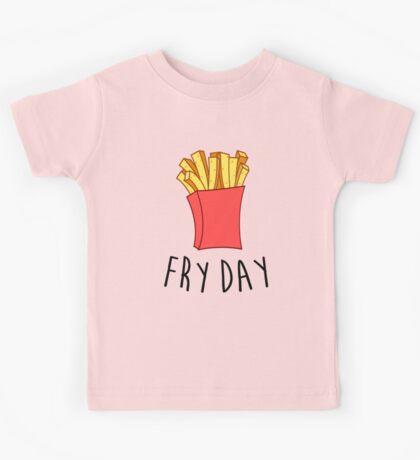 Fry Day Kids Tee
