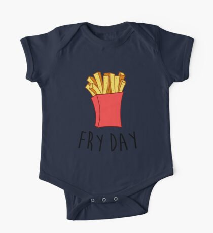 Fry Day One Piece - Short Sleeve