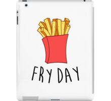 Fry Day iPad Case/Skin