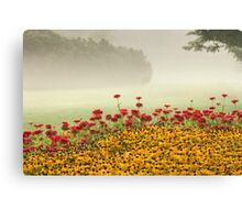 Summer's Ending Canvas Print