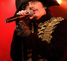 Adam Ant - Scala - London - 21.11.10 by RG-Photo