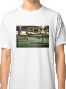 Abandoned 1958 Chevy Delray Classic T-Shirt