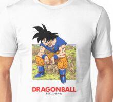 DRAGON BALL Z COVER - GOKU DEFEATS BUU Unisex T-Shirt