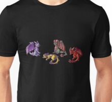 Naughty Guardians Unisex T-Shirt