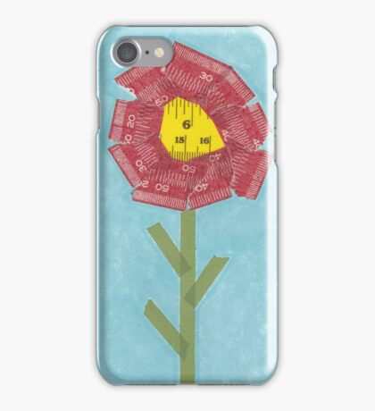 BLOOM: The Measure of Your Worth iPhone Case/Skin