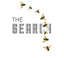 THE SEARCH Photographic Print