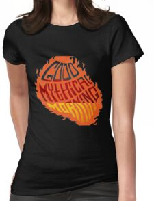 Good Mythical Morning - Germany Womens Fitted T-Shirt
