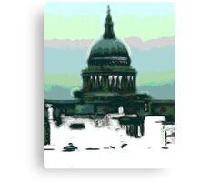 St Paul's Canvas Print