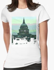 St Paul's Womens Fitted T-Shirt