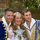 Jamie Rickers, Pop idol Sonia and Marc Baylis in Sleeping Beauty by Keith Larby