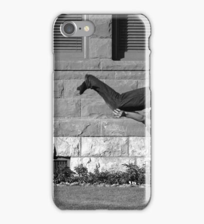 Back Flip iPhone Case/Skin