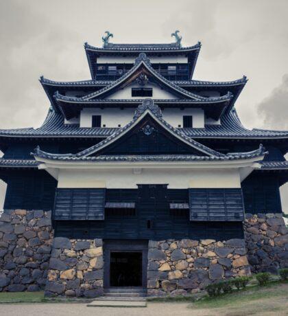 Matsue Castle Sticker