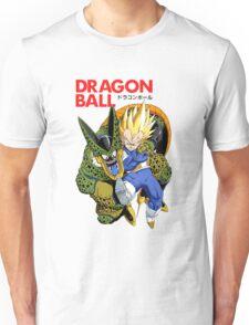 DRAGON BALL Z COVER - VEGETA VS CELL  Unisex T-Shirt