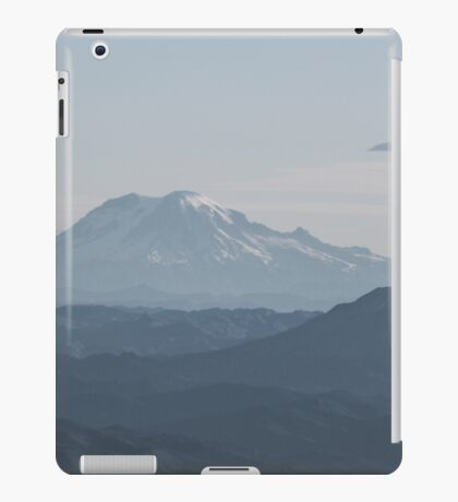 Rainier & St. Helens iPad Case/Skin