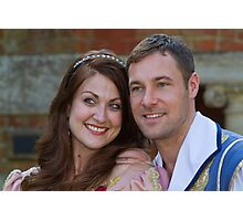 Sophia Thierens and Marc Baylis in Sleeping Beauty Photographic Print