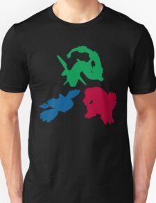 Groudon - Kyogre - Rayquaza T-Shirt