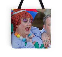 Bobby Crush  in Sleeping Beauty Tote Bag