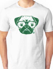 St. Patrick's Day - Doggy Beer  Unisex T-Shirt
