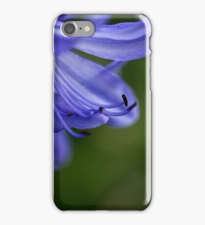 Demure lily iPhone Case/Skin