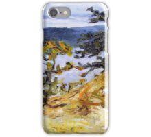 Garry Oaks on Brown Ridge  iPhone Case/Skin