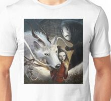 Spirited Away Realistic  Unisex T-Shirt