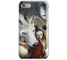 Spirited Away Realistic  iPhone Case/Skin