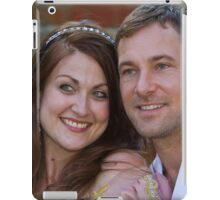 Sophia Thierens and Marc Baylis in Sleeping Beauty iPad Case/Skin