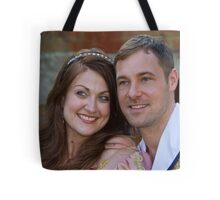 Sophia Thierens and Marc Baylis in Sleeping Beauty Tote Bag