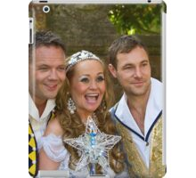Jamie Rickers, Pop idol Sonia and Marc Baylis in Sleeping Beauty iPad Case/Skin