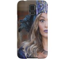 Pop Idol Sonia and Zoe Birkett in Sleeping Beauty Samsung Galaxy Case/Skin