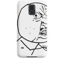 Y U NO? Samsung Galaxy Case/Skin