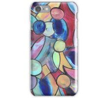 Geo Abstraction of Truth iPhone Case/Skin